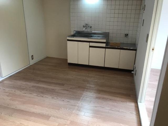 アムールタウン 00102号室のキッチン