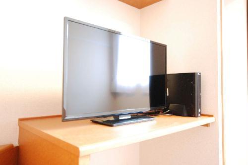 レオパレスエステシティⅡ 201号室のキッチン
