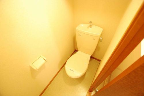 レオパレスエステシティⅡ 201号室の洗面所