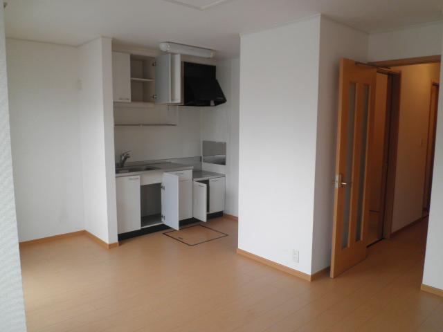 フィニートⅠ 01020号室のキッチン