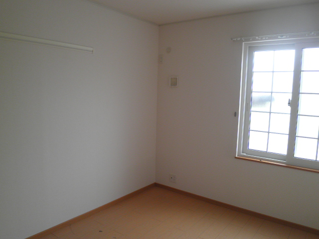 フィニートⅠ 01020号室のベッドルーム