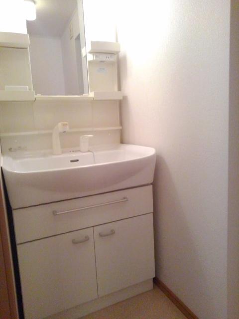 フィニートⅠ 01020号室のトイレ
