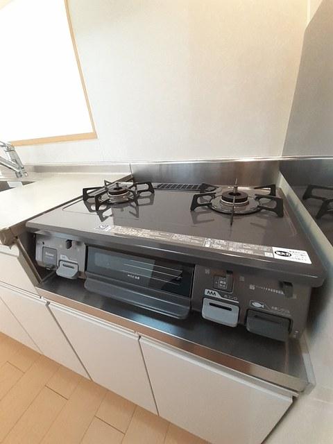 シー・エレガンテ Ⅱ 02020号室の駐車場