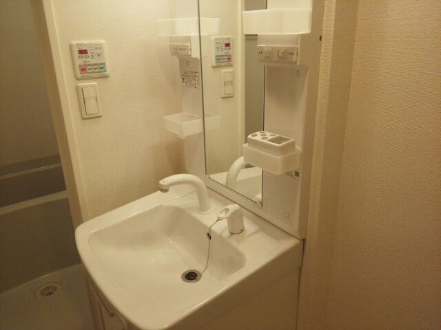 メゾン・フラベルム 03020号室の洗面所