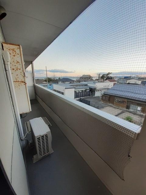 サ-フサイドサンシャイン S棟 03040号室の景色