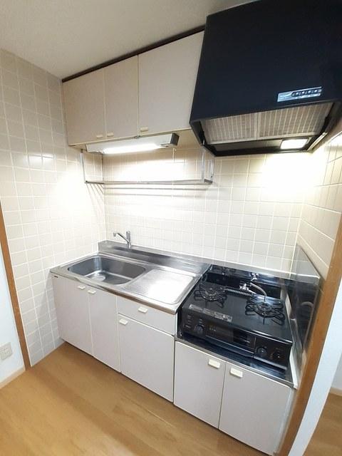サ-フサイドサンシャイン S棟 03040号室のキッチン