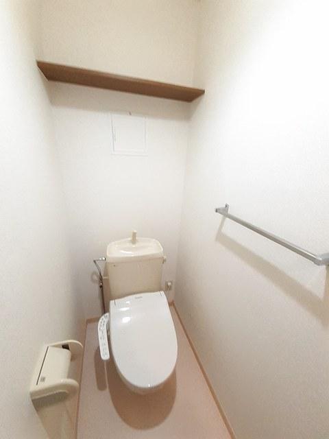 サ-フサイドサンシャイン S棟 03040号室のトイレ