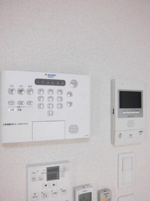 メゾン ド レスポワール 02040号室のセキュリティ