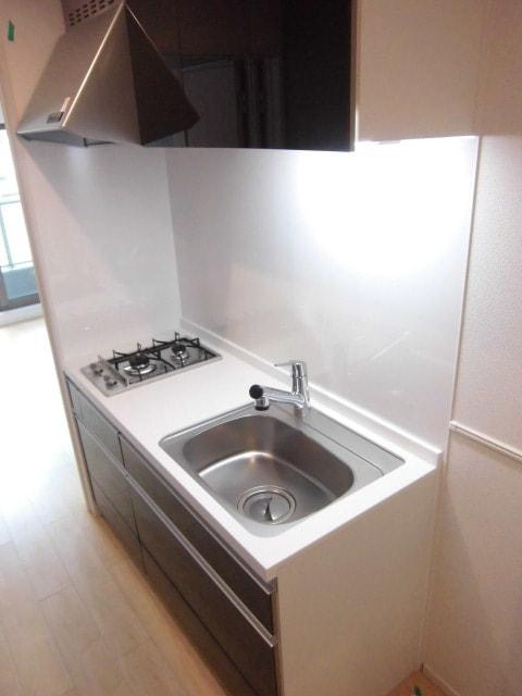 メゾン ド レスポワール 02040号室のキッチン