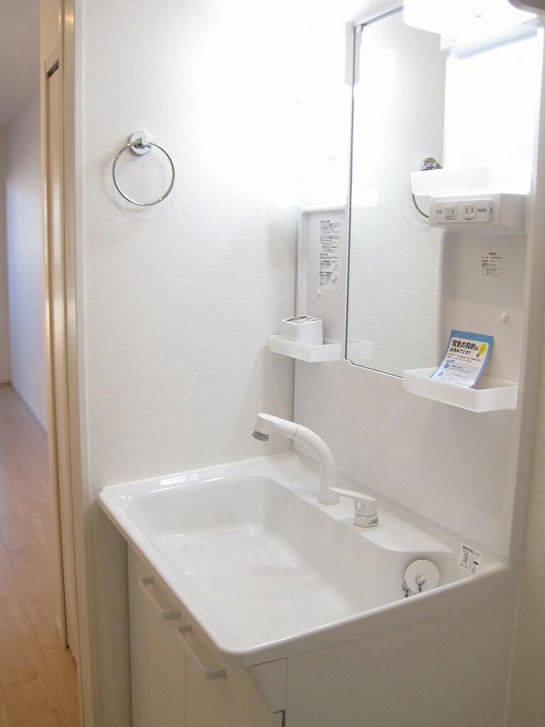ローズ ゲート Ⅱ 02010号室の風呂