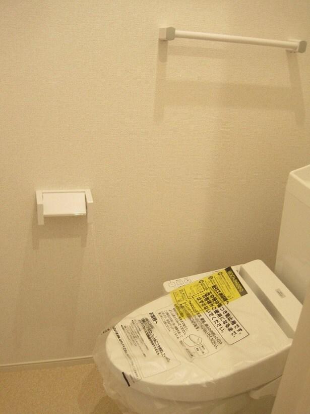 ローズ ゲート Ⅱ 02010号室の洗面所