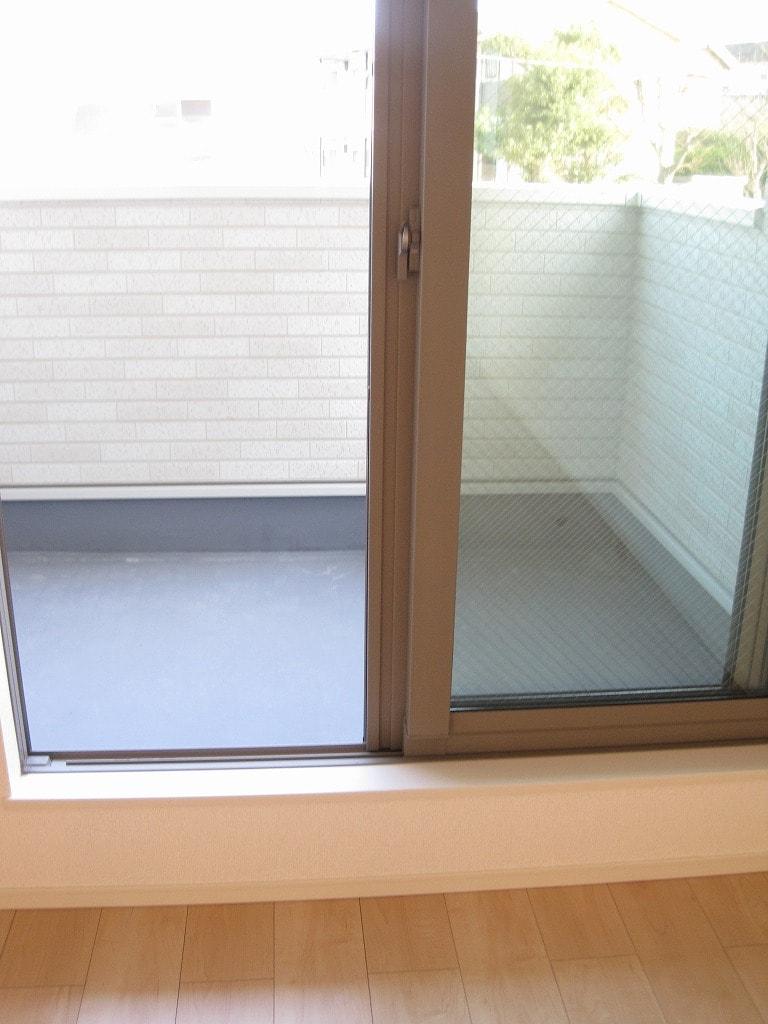 ローズ ゲート Ⅱ 02010号室のバルコニー