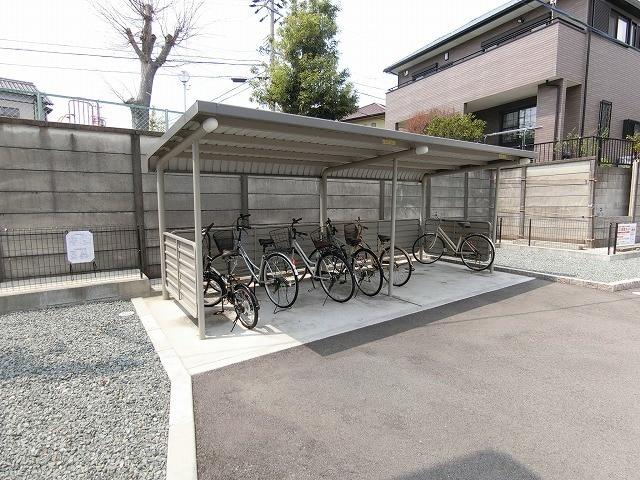 ローズ ゲート Ⅱ 02010号室のトイレ