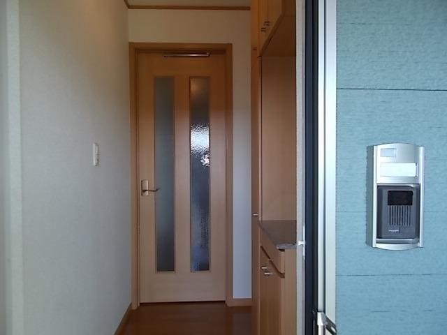 SI・2301(A棟) 01020号室のセキュリティ