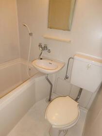 エイショウブロア 4A号室の風呂