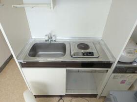 エイショウブロア 4A号室のキッチン