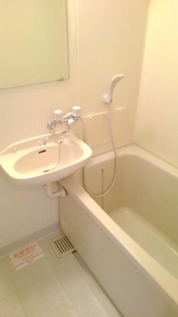 クレールケイ 01030号室の風呂