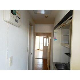 エスペランサ24 506号室の玄関