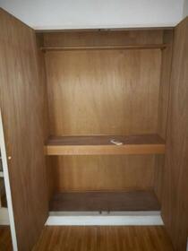 エスペランサ24 506号室の収納