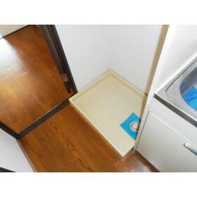 エスペランサ24 506号室のバルコニー