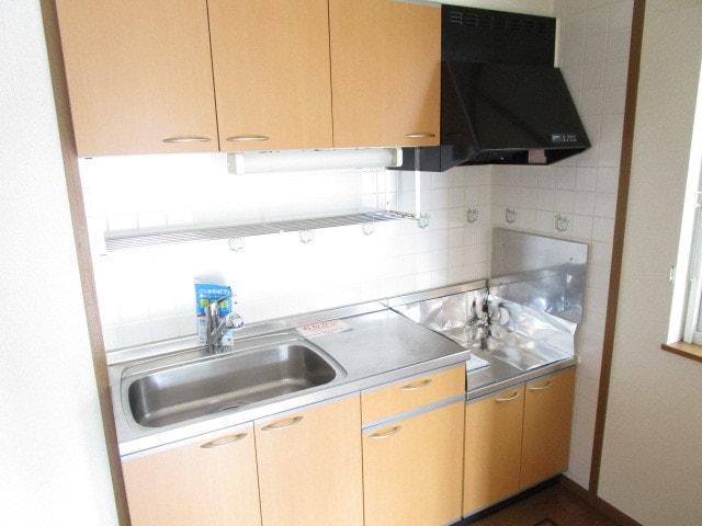グレンツェントハオスK Ⅰ 01020号室のキッチン