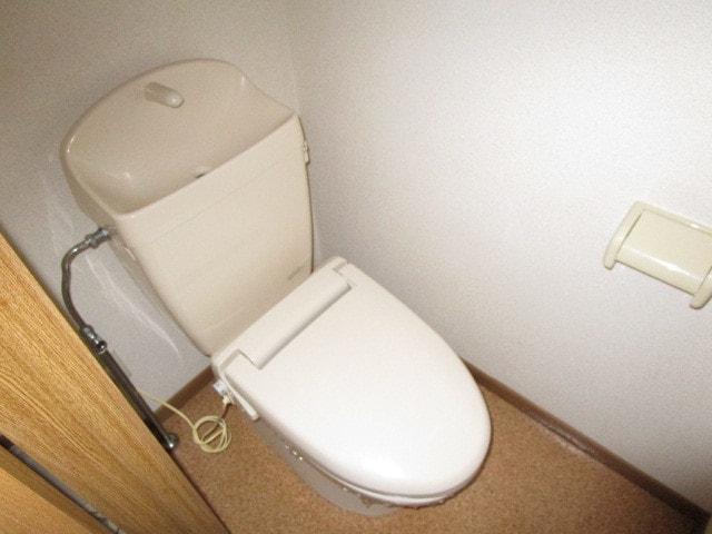 グレンツェントハオスK Ⅰ 01020号室のトイレ