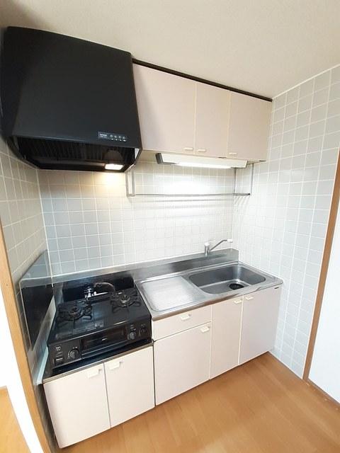 サ-フサイドサンシャイン N棟 03010号室のキッチン