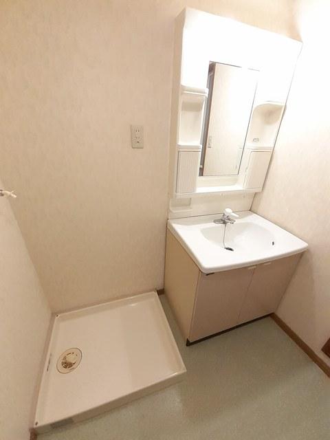 サ-フサイドサンシャイン N棟 03010号室の洗面所