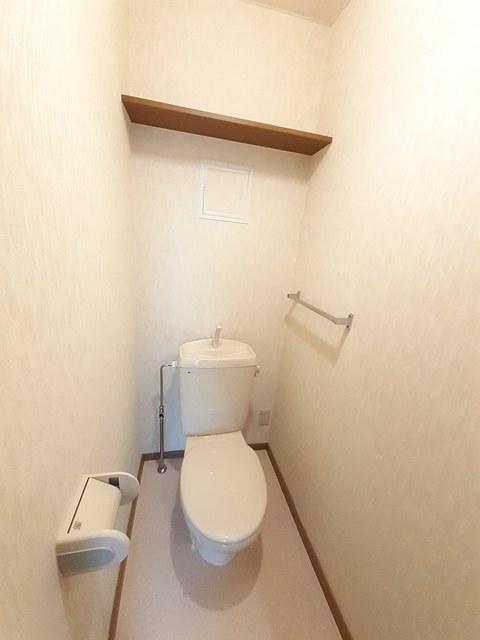サ-フサイドサンシャイン N棟 03010号室のトイレ
