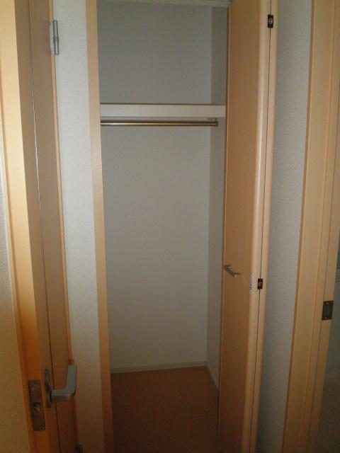 ラ ルーチェ 01020号室の収納