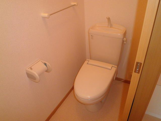 エレガント Ⅰ 02020号室のトイレ