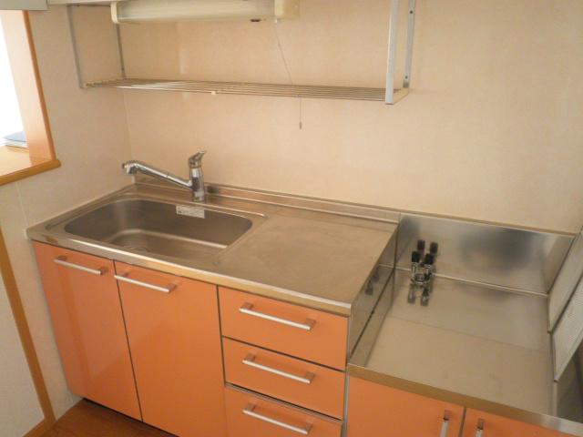 エレガント Ⅰ 02020号室のキッチン