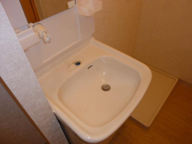 グランメールヤハギ 203号室の洗面所