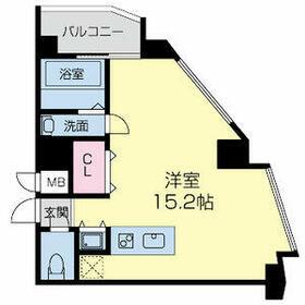 匠空TOYONAKA・1003号室の間取り