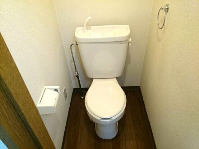 セピアコート2 02010号室のトイレ