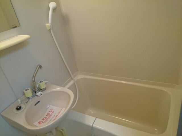 セピアコート2 02010号室の風呂