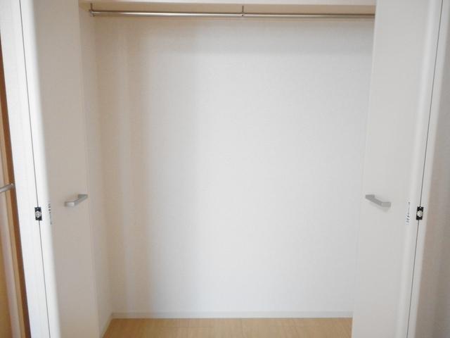 ホライゾン 03050号室の収納