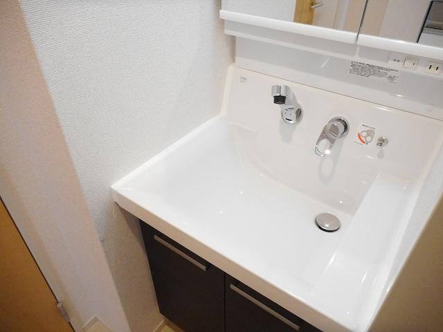 ホライゾン 03050号室の洗面所