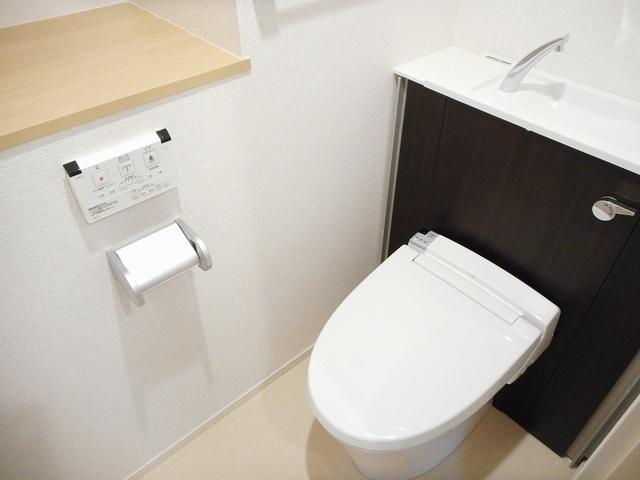 ホライゾン 03050号室のトイレ