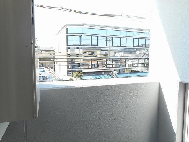 ホライゾン 03050号室のバルコニー