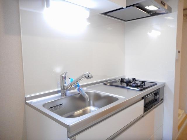 ホライゾン 03050号室のキッチン