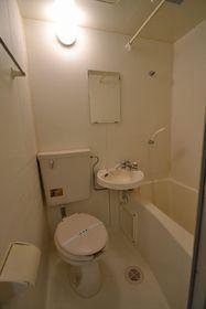 ポルタビアンカ 110号室の風呂