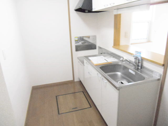 カンフォーラⅡ 01040号室の風呂