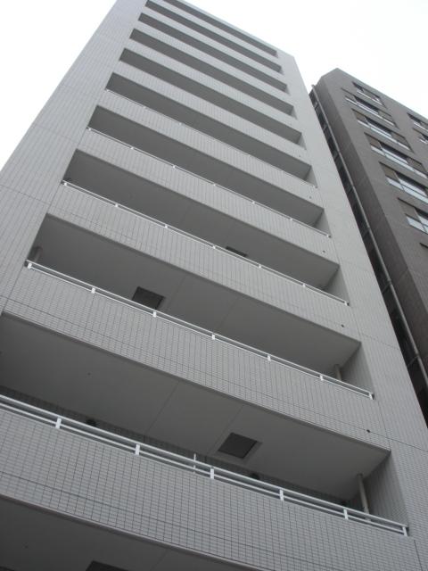ガーラ・ステーション菊川の外観
