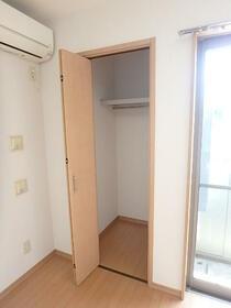 ヴィーブリアン松戸A 0101号室のキッチン