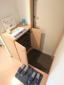ヴィーブリアン松戸A 0101号室のトイレ