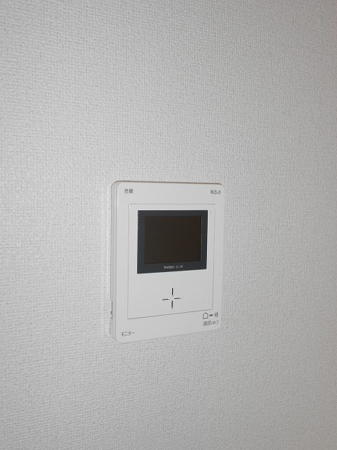 ポラリス 02020号室のセキュリティ