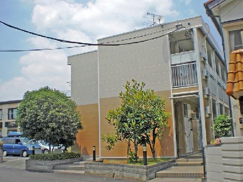 レオパレスエスペランサA外観写真