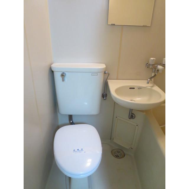 井荻パークハイツ 305号室のトイレ
