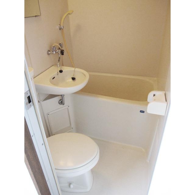 井荻パークハイツ 305号室の洗面所